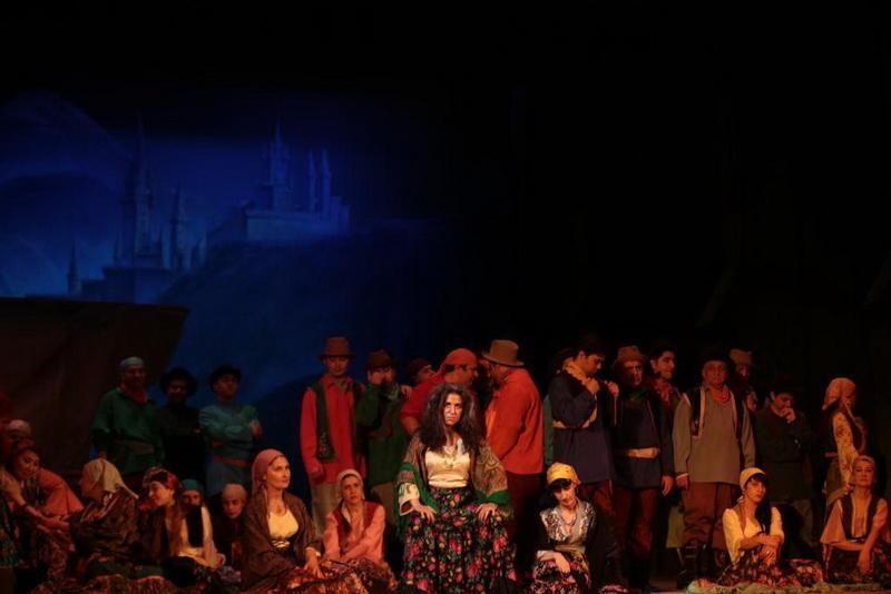 """Успех интернациональной постановки """"Трубадур"""" на сцене Театра оперы и балета"""