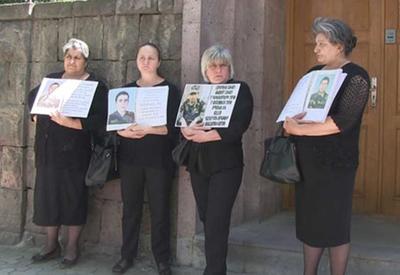 Матери армянских солдат: РПА - преступники, предатели и убийцы