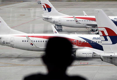 Самолет Malaysia Airlines вернулся в Мельбурн из-за угроз пассажира