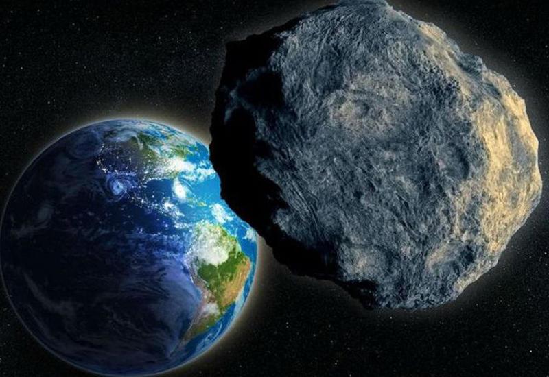 К Земле приблизился гигантский астероид - впервые за 2,5 тысячи лет