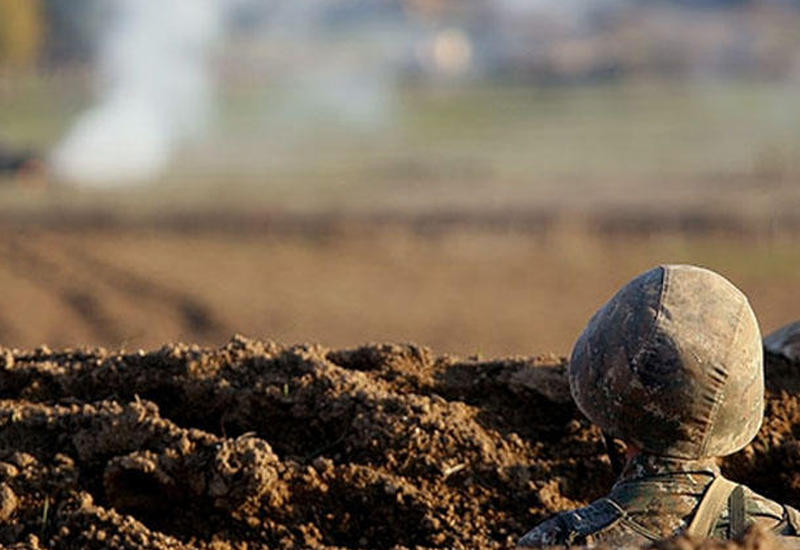Армянский солдат подорвался на мине