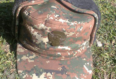 В Армении повесился солдат