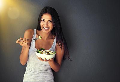 5 любимых летних салатов француженок