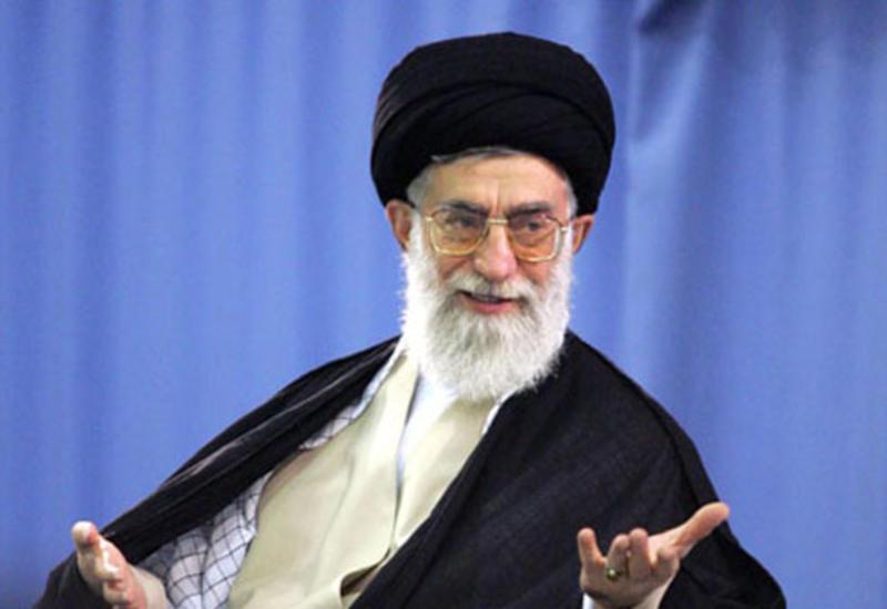 Хаменеи раскритиковал действия Трампа