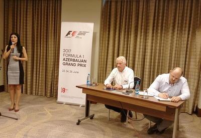 Чарли Уайтинг: Баку в этот раз еще лучше подготовлен к Формуле-1