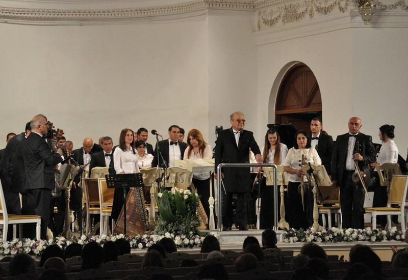 В Филармонии грандиозный концерт посвятили памяти Наримана Азимова