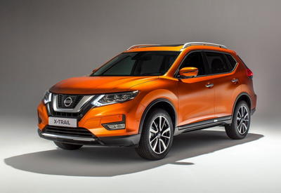 "Nissan X-Trail после обновления научился ездить сам <span class=""color_red"">- ФОТО</span>"