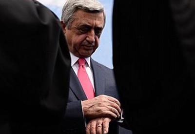 В Армении требуют отдать под суд Сержа Саргсяна