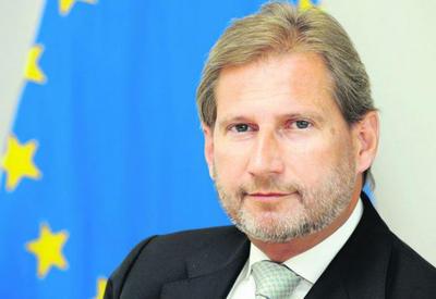 Комиссар ЕС едет в Баку