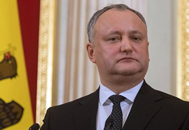 СМИ: На президента Молдовы готовится покушение