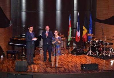 """В Центре мугама представили уникальный интернациональный джазовый проект <span class=""""color_red"""">- ФОТО</span>"""
