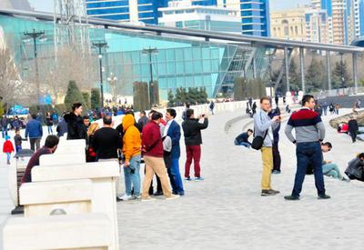 В Азербайджан с начала года приехало около миллиона туристов