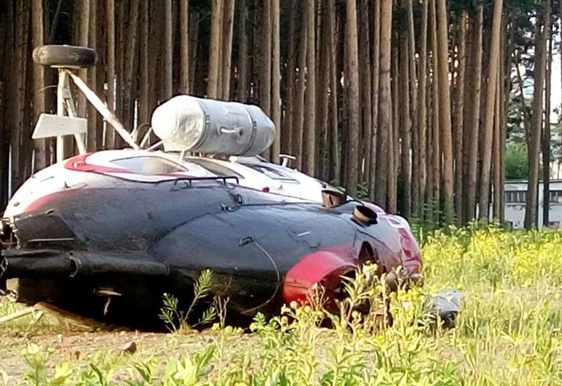 На Тайване рухнул вертолет, есть погибшие