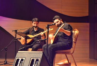 """В Центре мугама состоялся концерт турецких этнических музыкантов <span class=""""color_red"""">- ФОТО</span>"""