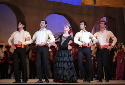 """Кармен"": цвет страсти на сцене Театра оперы и балета <span class=""color_red""> - ФОТО</span>"
