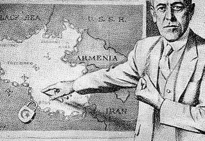 В Армении предлагают отблагодарить Вудро Вильсона