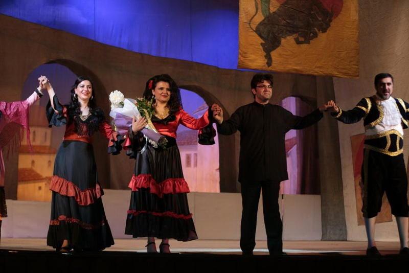 """Кармен"": цвет страсти на сцене Театра оперы и балета"