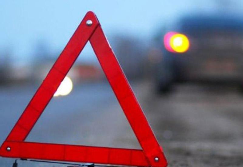 Тяжелая авария в Шабране, много пострадавших