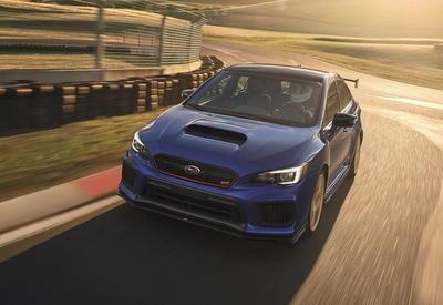 """Subaru рассекретила """"заряженные"""" версии STI и BRZ <span class=""""color_red"""">- ФОТО</span>"""