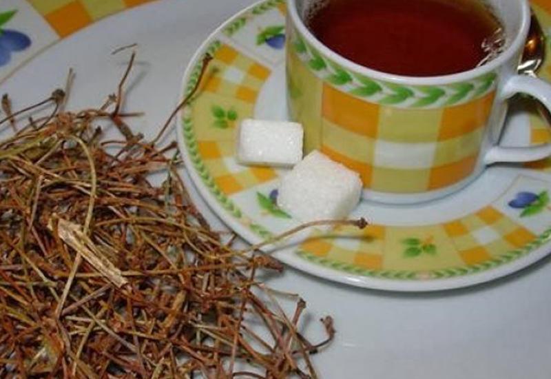 Min dərdin dərmanı gilas saplağı çayı