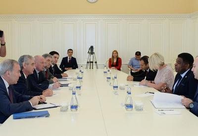 Мартин Чунгонг: Азербайджан играет роль локомотива в развитии региона в целом