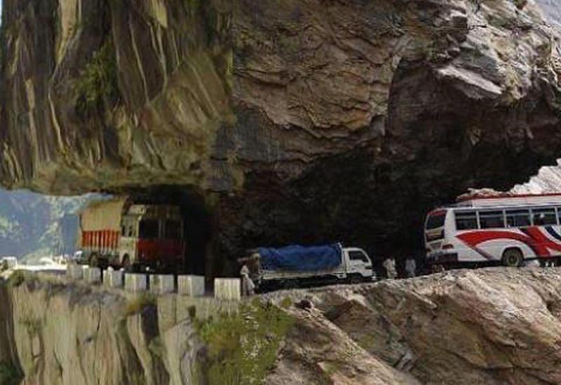 15 самых опасных дорог в мире, на которых было множетсво смертей