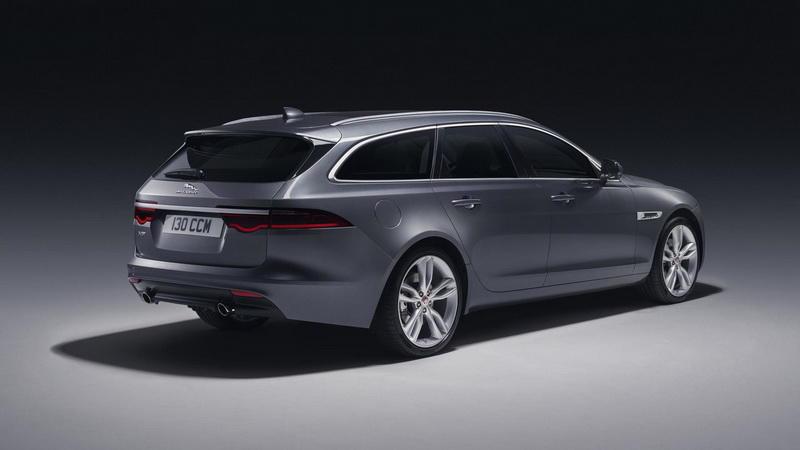 Универсал Jaguar XF Sportbrake представлен официально