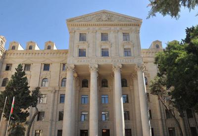 МИД Азербайджана: Ненависть в обществе Армении - основная часть идеологии военно-политического руководства страны