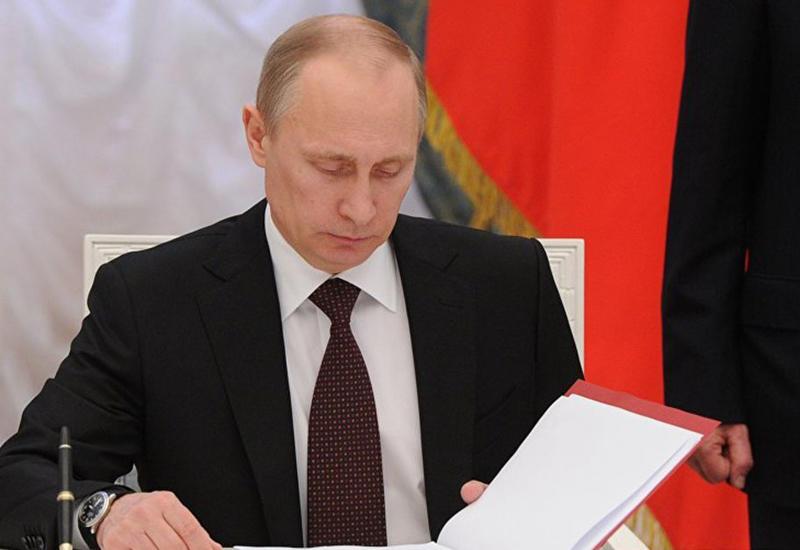 Путин назначил нового посла в Турции