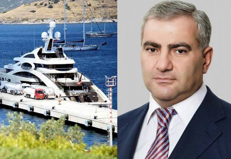 """Армянские олигархи оказались самыми """"бедными"""""""