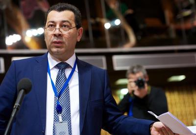 Самед Сеидов рассказал об итогах участия азербайджанской делегации в сессии ПАСЕ