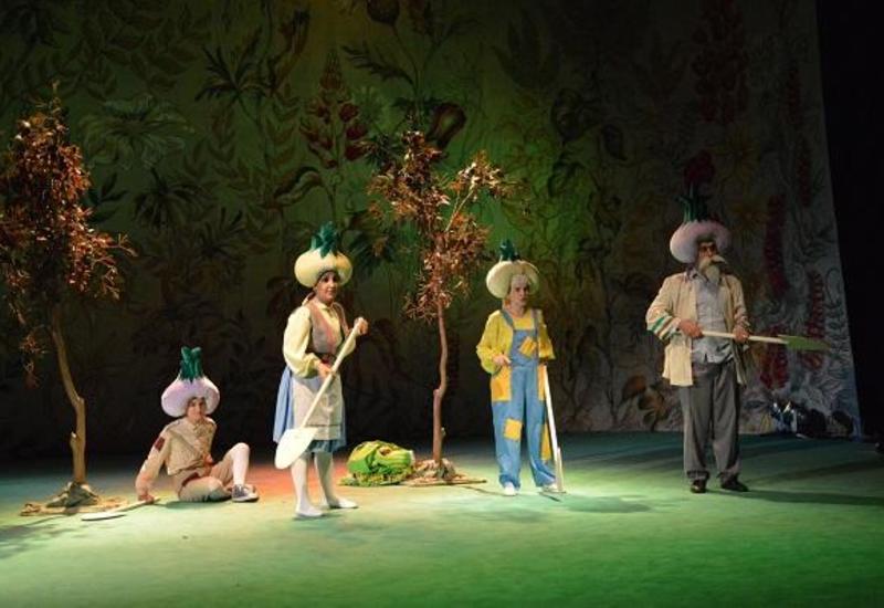 На сцене ТЮЗа представлен последний премьерный спектакль сезона