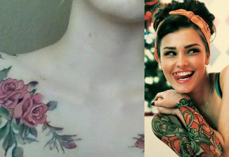 Самые уникальные татуировки на человеческом теле