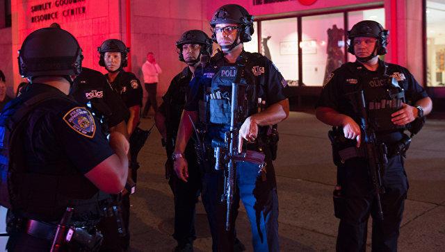 Стрелок вгоспитале вНью-Йорке застрелен, ранены 4  человека, один убит