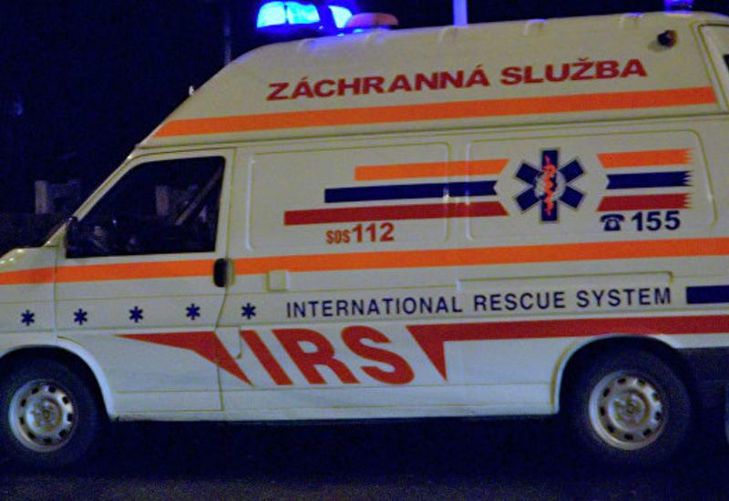 Тяжелое ДТП в Словакии, пострадали десятки немецких туристов