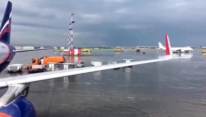 Москва удерживает рейсы. ВТюмени все «порасписанию»