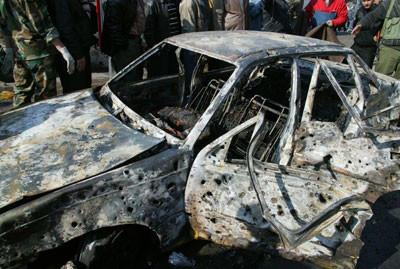 Террорист-смертник подорвал себя нацентральной площади столицы Сирии, необошлось без жертв