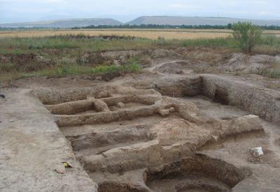 В Габале сделали самую древнюю находку на Кавказе - ФОТО