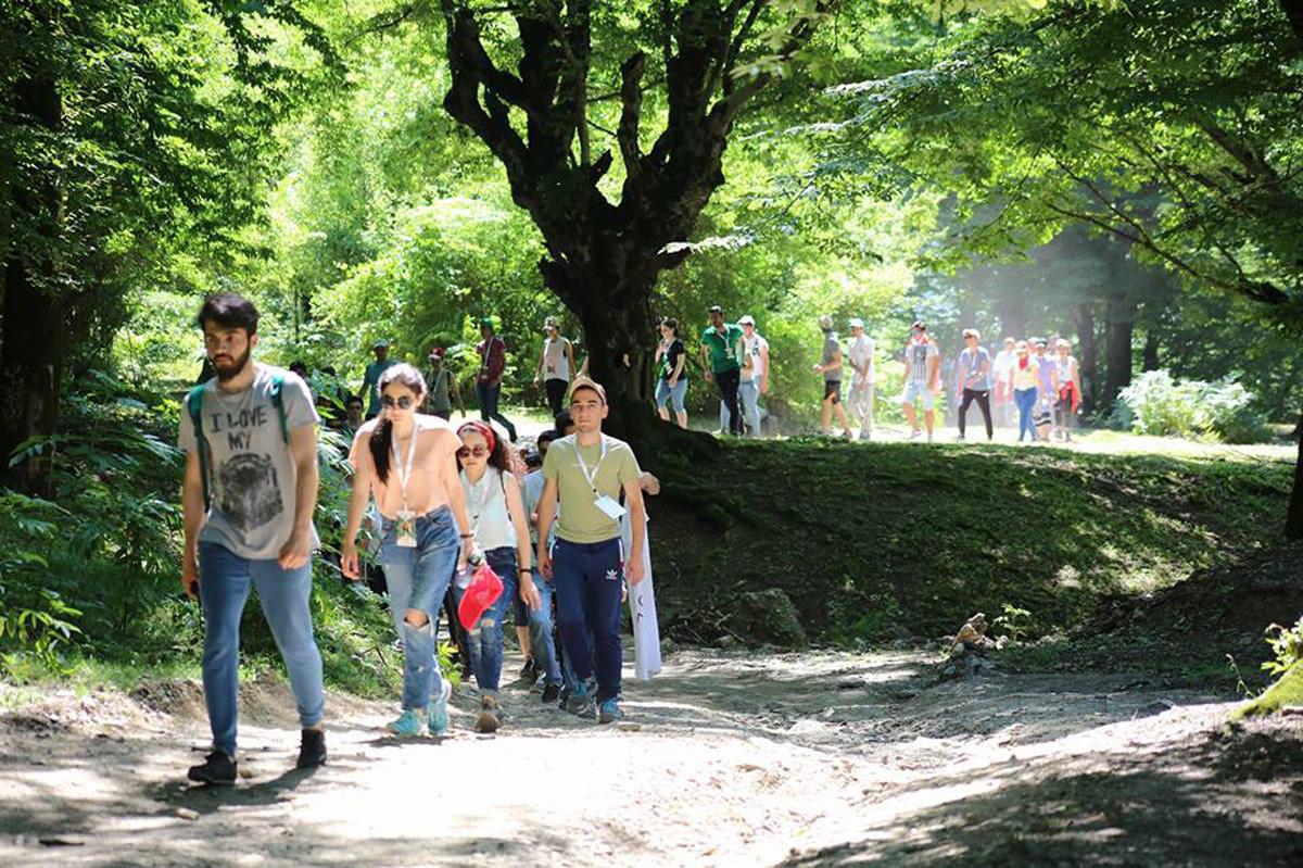Развлечения молодых на природе фото 361-359