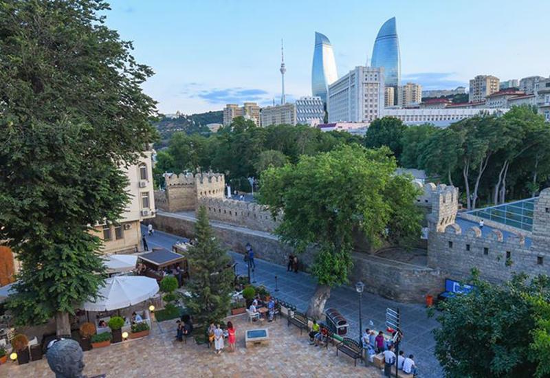 В Азербайджане проводятся праздничные ярмарки