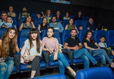 """В """"CinemaPlus 28 Mall"""" прошел пресс-показ мультфильма """"Подводная эра"""" <span class=""""color_red"""">- ФОТО</span>"""