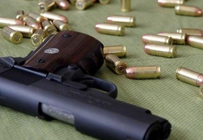 У жителей Евлаха и Масаллы обнаружили пистолет и гранату