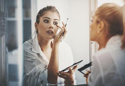 """Как сделать макияж на каждый день - 8 шагов <span class=""""color_red"""">- ФОТО</span>"""