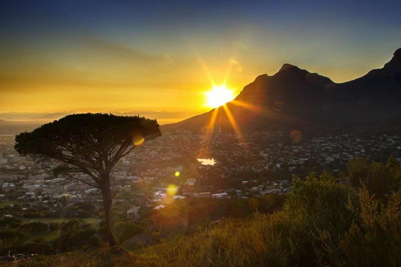 Кейптаун, ЮАР.