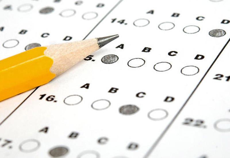 ГЭЦ обнародовал правильные ответы тестов экзамена, проведенного для эвакуированных из-за пожара абитуриентов