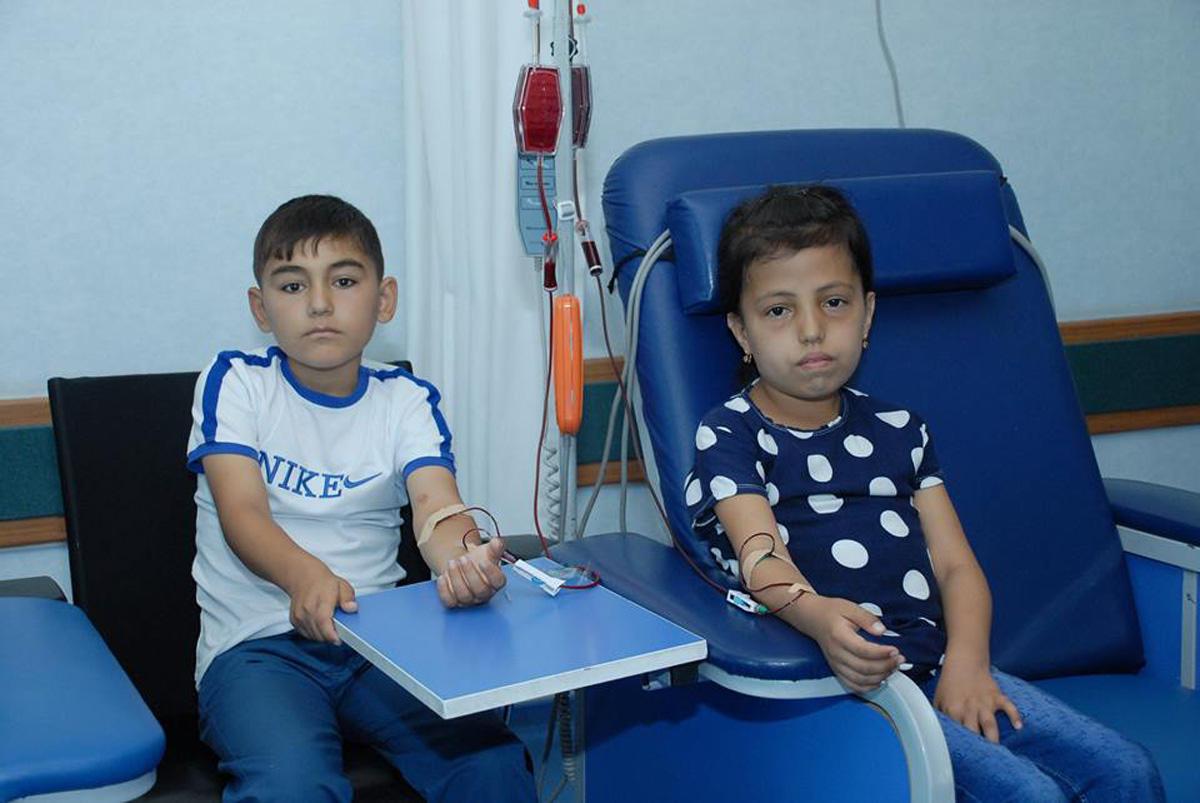 """В Баку пройдет благотворительная акция """"Стань донором – спаси жизнь!"""""""