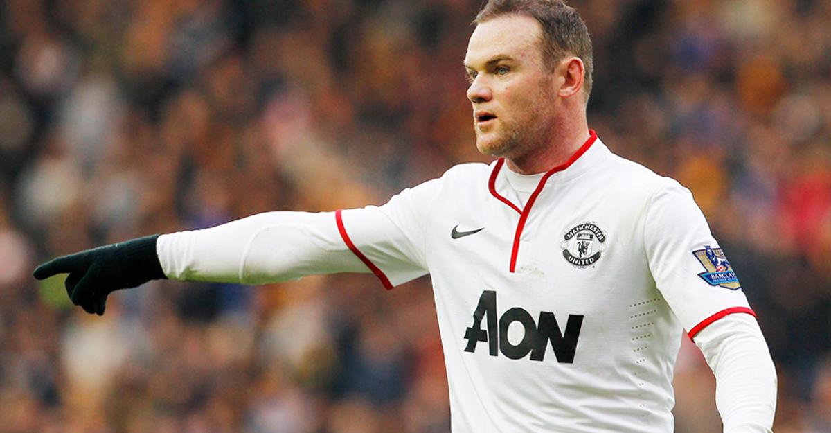 Уэйн Руни забил первый гол в футболке 'Эвертона' (Видео)