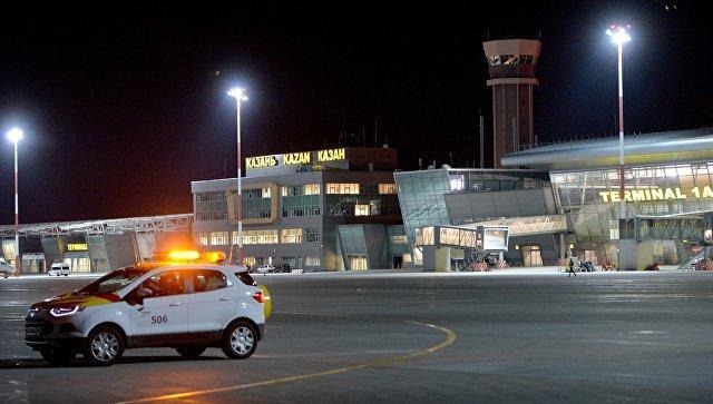 Самолет «Аэрофлота» вынужденно сел вКазани из-за задымления