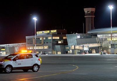 В Казани экстренно сел самолет
