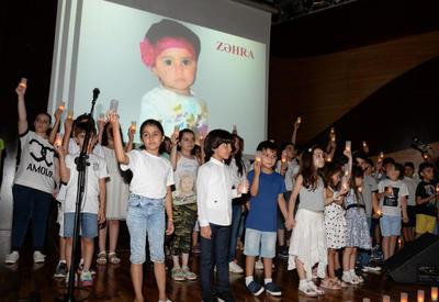"В Центре мугама прошло мероприятие ""ZƏHRA"" <span class=""color_red"">- ФОТО</span>"